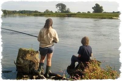 Agroturystyka łowienie ryb