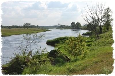 Agroturystyka wędkowanie na rzece