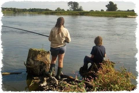 Agroturystyka na ryby i dla rybaków - Skwierzyna, Międzychód