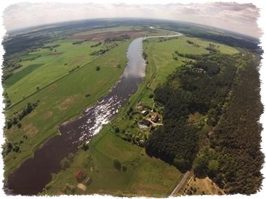 Agroturystyka nad rzeką Wartą