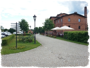 trasy turystyczne Mierzęcin
