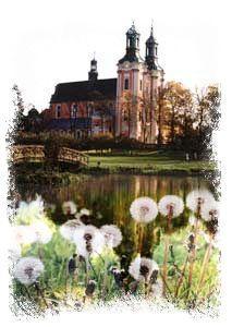 Klasztor Gościkowo Paradyż woj lubuskie