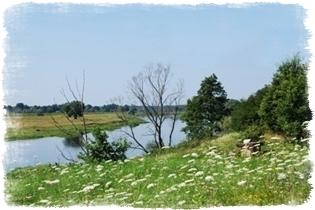 rzeka Warta noclegi agroturystyka pokoje domki