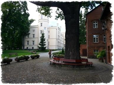 wycieczka do Pałacu Mierzęcin