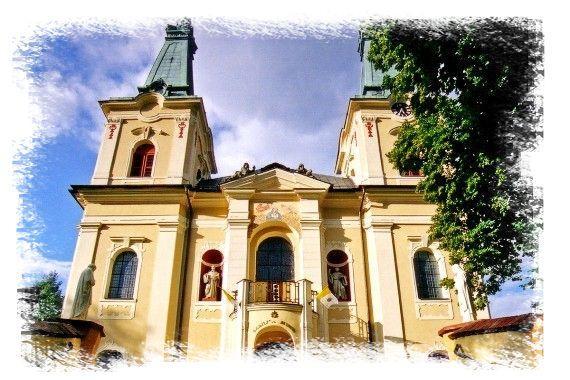 atrakcje turystyczne lubuskie - Saktuarium Rokitno