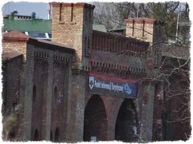 wycieczka do fortu w Sarbionowie